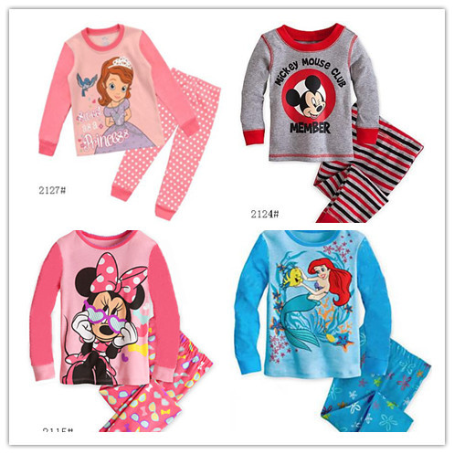 Пижама для мальчиков Sunshine pajamas 2t/7 2015 , Multi pajamas for children 004