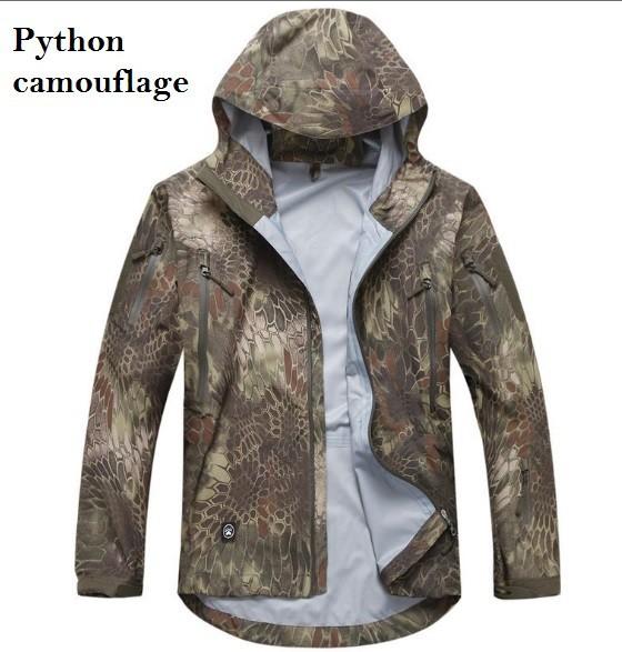 Python camouflage