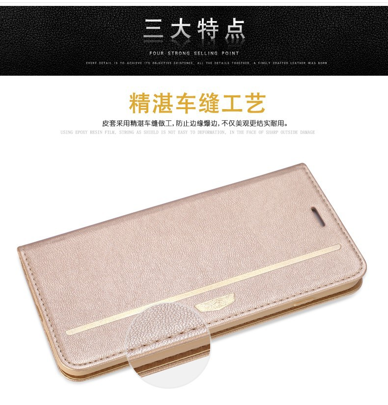 Luxury Pomegranate Series Retro Stand Wallet Card Slot Flip Leather Case for iphone 6 Plus 5.5 Phone Bag Cover Vintage YXF04391