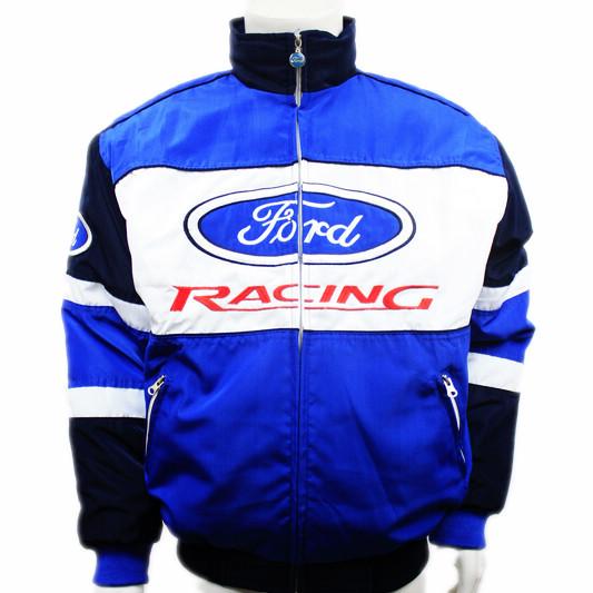 2 styles F1 MOTO GP ZIPPER JACKET FORD F1 COAT NASCAR Team MOTO GP(China (Mainland))