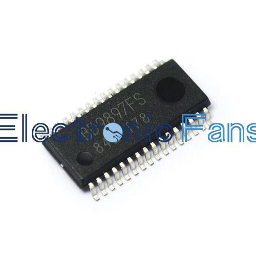 2PCS BD9897 BD9897FS IC INVERTER CTLR 32SSOP ROHM