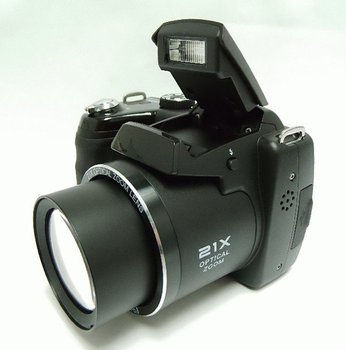"""Free shipping SLR cheap camera with 16mp sensor and 21x optical zoom,3.0"""" TFT LCD,high quality and low price"""