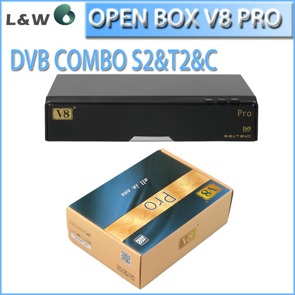 [해외]OPENBOX V8 프로 HD 위성 ReceiverDVB-S2 & A, T..