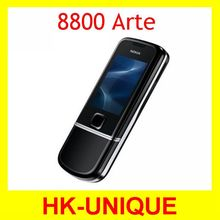 12 months warranty original nokia 8800 Arte 3.15MP camera 1G internal memory in stock