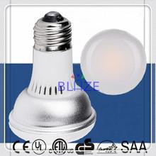 Discount 100pcs/Lot Dimmable 5W R20 BR20 COB LED Light Bulb E26 E27 120V 230V 160 5watt Degree 2700K 3000K Replace Halogen lampe(China (Mainland))