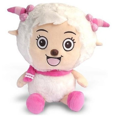 Movie &TV about 28cm beauty goat plush toy sheep doll gift w3913(China (Mainland))