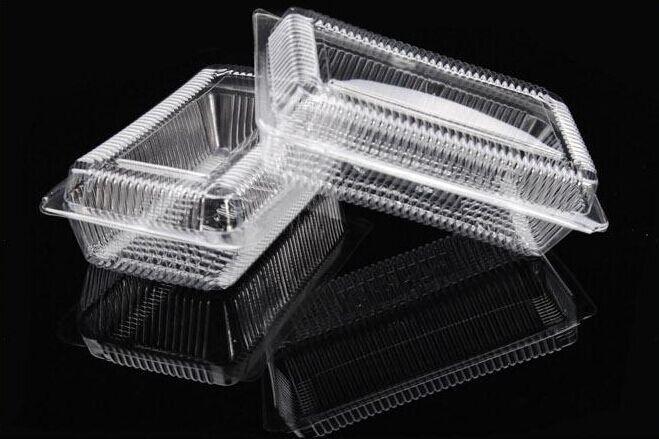 Plastic Cake Boxes Wholesale