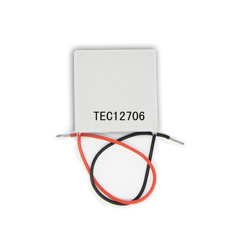 12706 TEC Thermoelectric Cooler Peltier 12V,50pcs/lot,(China (Mainland))