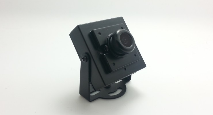 Miniature surveillance camera HD FPV wide-angle camera mini camera FPV model aircraft aerial Free Shipping