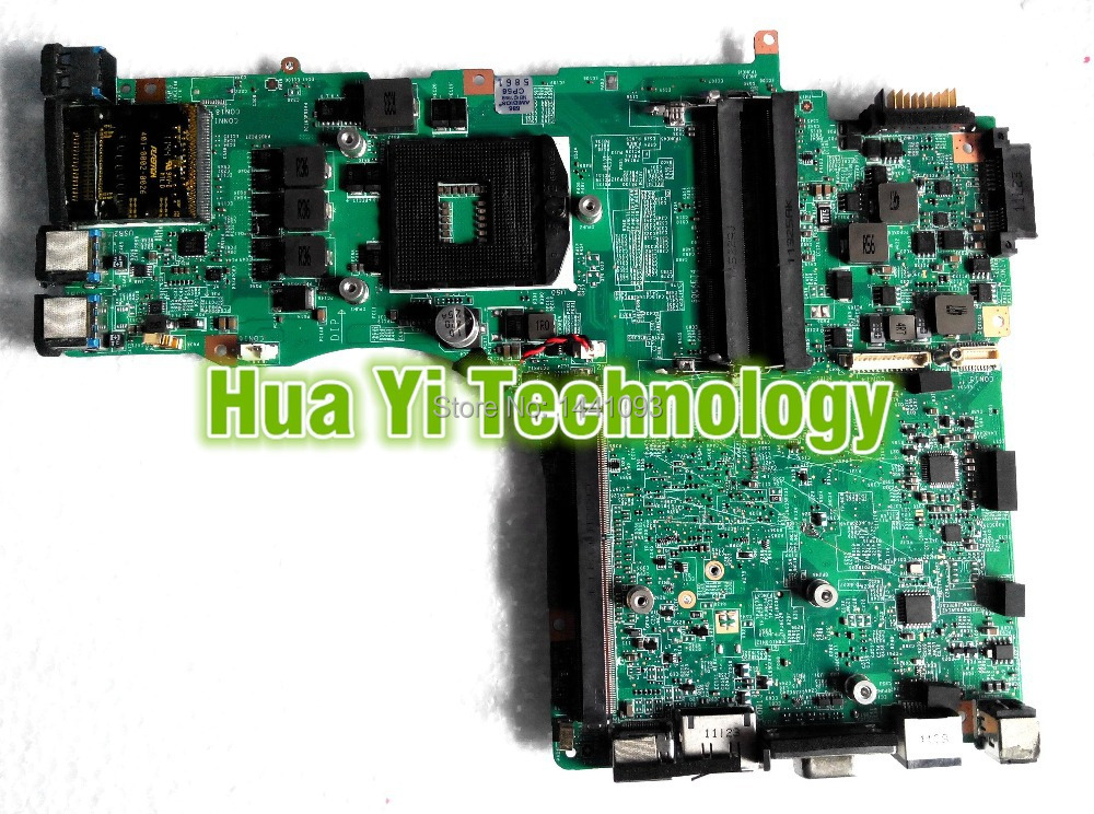 HOT! MS-16F31 VER:1.0 motherboard For MSI GT60 MD98235 X6825 Mainboard Model 100%tested ok&fully work(China (Mainland))