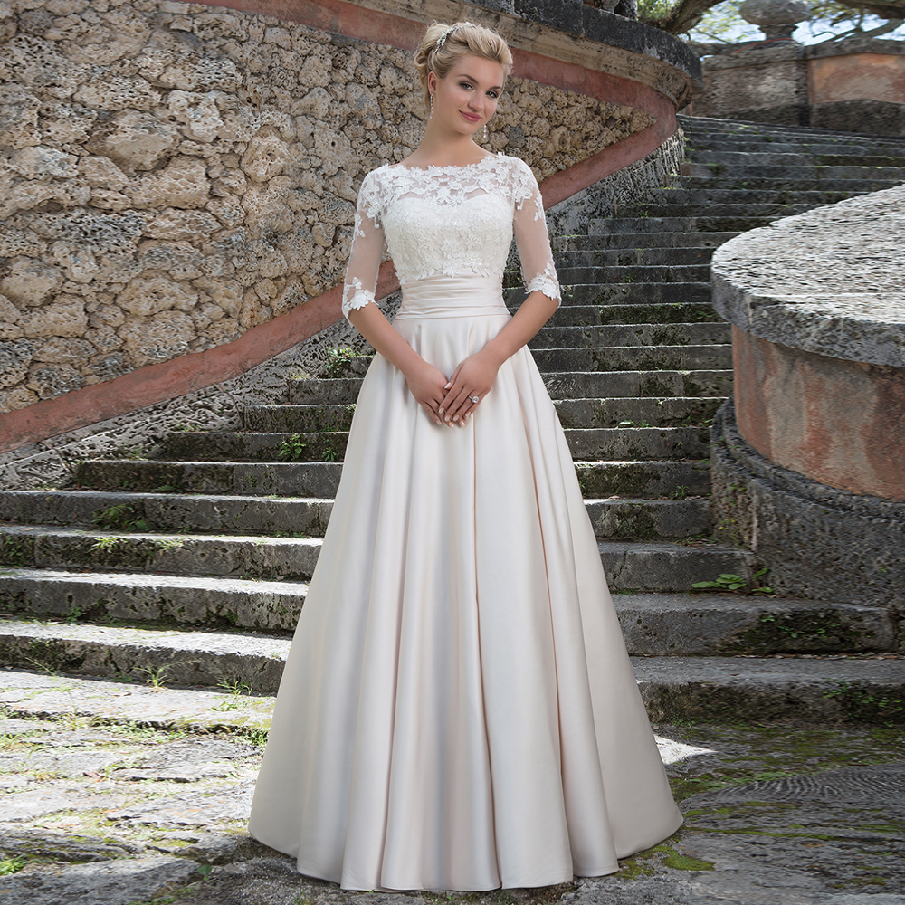 Online Get Cheap Wedding Dresses For Tall Women