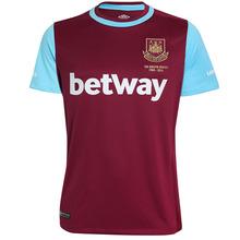 Quality Thai 16-17 West Ham Home Away Soccer Jerseys Camisa Homem Men Short Sleeve Shirt Soccer Jersey Train Football Shirt(China (Mainland))