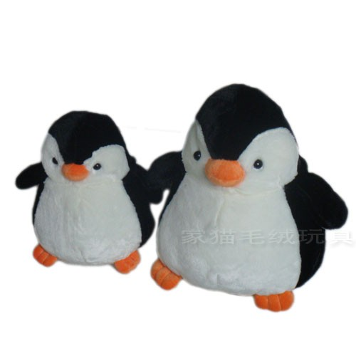 Little penguin parent-child plush toy doll pillow gift children's toys 28 cm - Mischa boutiques store