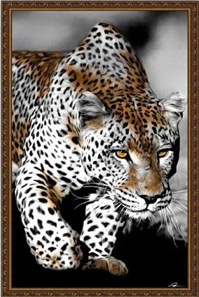 40 * 70 см гепард кристалл