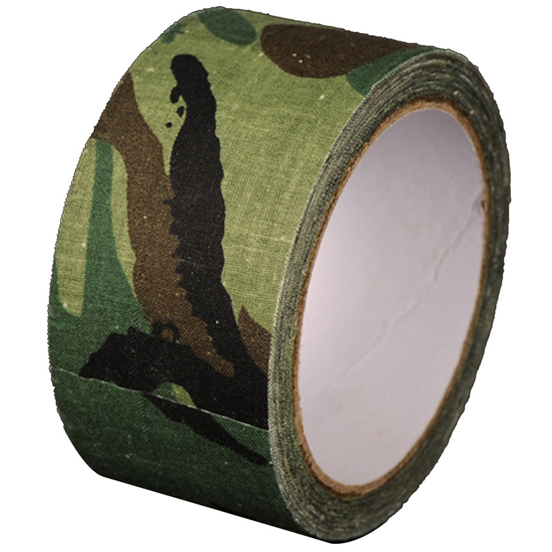 Гаджет  10M Outdoor Bionic Mountain Bike Modified Camouflage Duct Tape  Free Shipping None Аппаратные средства