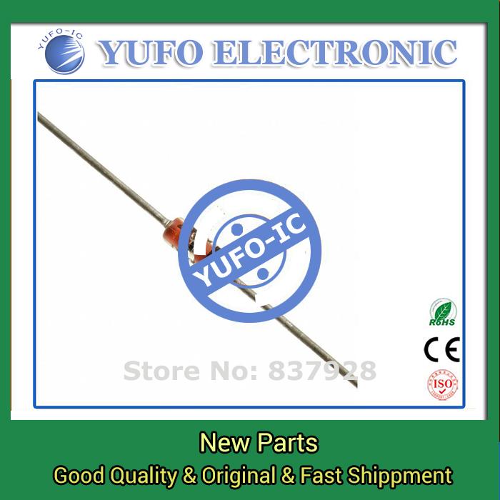 Free Shipping 10PCS 1N4150-1 genuine original [DIODE GEN PURP 50V 200MA DO35]  (YF1115D)