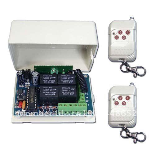4 CH  RF Home Applance  Wireless Remote Control Switch<br><br>Aliexpress