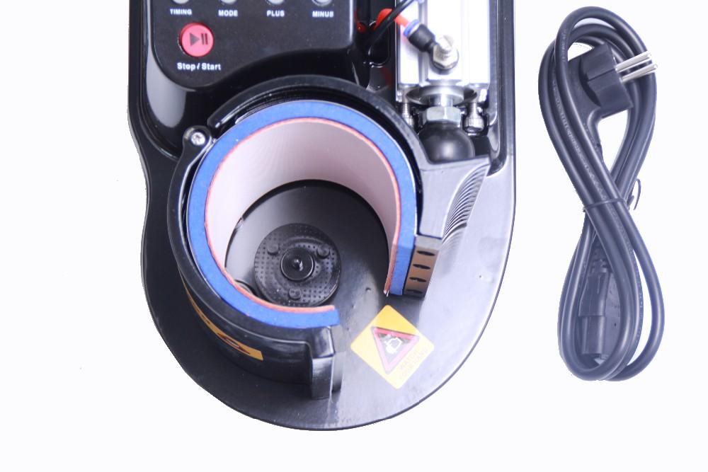 Купить 3D Кружка/Кубок услышать передачи машина Автоматическая сублимации жары машина для кружка печатная машина Бесплатная доставка