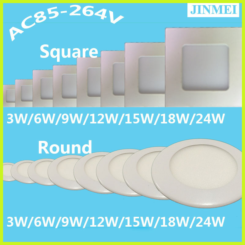Гаджет  6W round panel light with SAA passed driver and Australian or Nz standard 3 pin plug None Свет и освещение