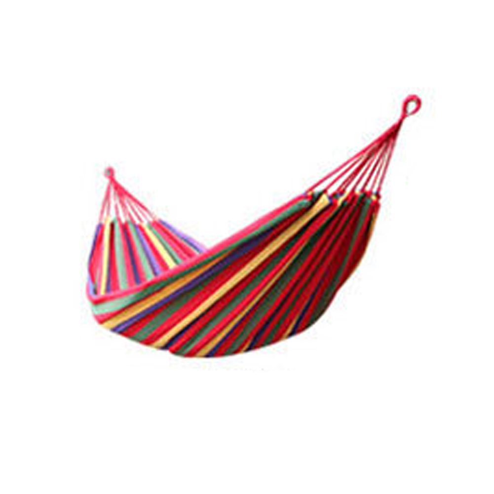 New Arrival Huge Single Cotton Fabric Hammock Air Chair Hanging Swinging Camping Outdoor [NF] FG(China (Mainland))
