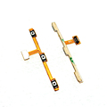 Original power Button For Meizu M2 Note Power On Off Volume Up Down button Flex Cable
