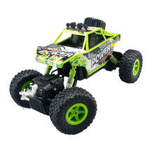 Buy High 1/18 2.4GHZ 4WD Radio Remote Control Road RC Car ATV Buggy Monster Truck Remote Control Climbing Vehicle Model for $48.39 in AliExpress store