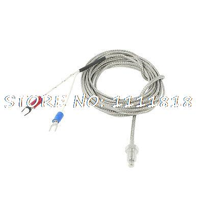 Type Type 800 Degree Celsius Spring Load Thermocouple Sensor(China (Mainland))