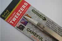 High Quality Ceramic Tip Tweezers Heat Resistance Ceramic Tweezers Factory For Electronic Cigarette Atomizer Tools