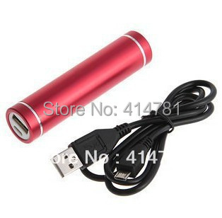 Free shipping 10pcs/lot, power bank 2600mAh Battery charger for iphone, for ipad, smartphones, mp3, mp4, digital dv camera