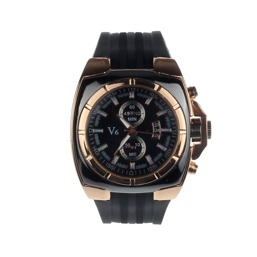 Creative Hot Sales Luxury Men Business Wrist Watch Analog Casual Watch Fashion Quartz Watch<br><br>Aliexpress