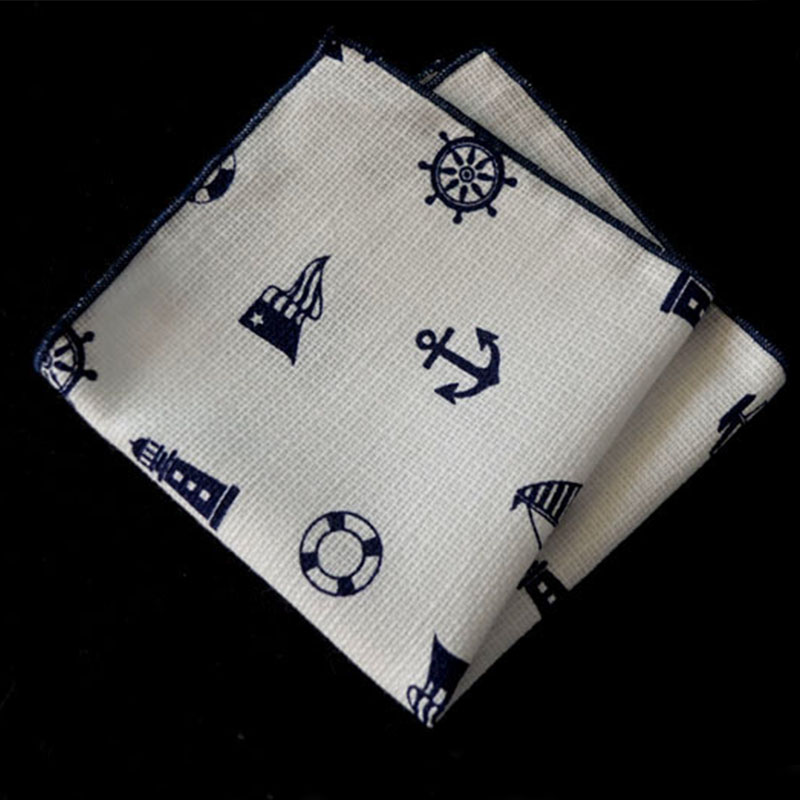 Fashion Square Men's Pocket Towel Handkerchief Cotton Party Small Pocket Scarf Handkerchief Towel Formal Suits Hanky Accessories(China (Mainland))