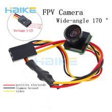 HAIKE FPV 700line 205M-WD Miniature 170-degree Mini Action Camera Ultralight For Drone Through Frame