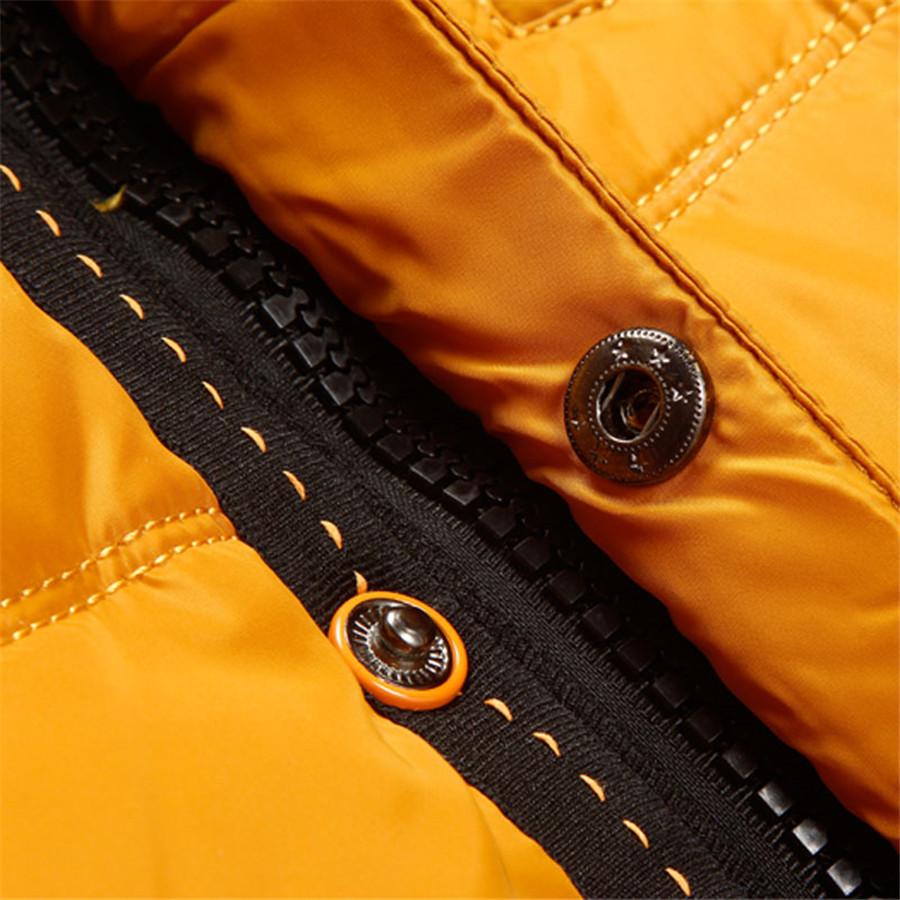Winter Jacket Men High Qualtiy Down Nylon Men Clothes Winter Outdoor Warm Sport Jacket Men 5