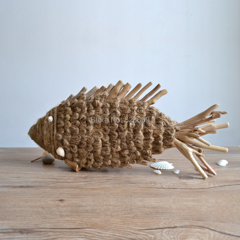 House Decoration Craft Kissing Fish Home Furnishings: Fish Shape ,home Decoration,hand Made Art Decoration