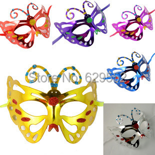 Halloween mask masquerade manufacturers bee painted Princess 30g - Oops Happy store