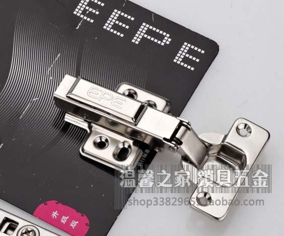 Kava EPE stainless steel hydraulic quick damping hinge / buffer hinge / hydraulic hinge / Straight detachable(China (Mainland))
