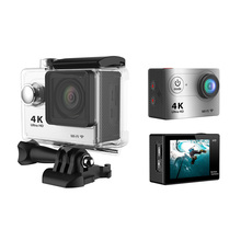 H9 Mini Waterproof Ultra 4K Full HD1080P 170 Degree Angle WiFi DV Action Sports Camera Camcorder(China (Mainland))