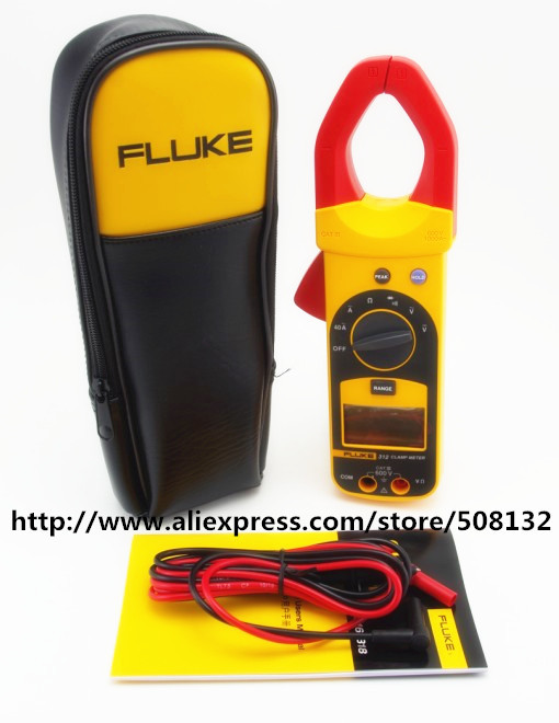 Fluke Digital Clamp Meter Fluke 312 Digital Clamp Meter