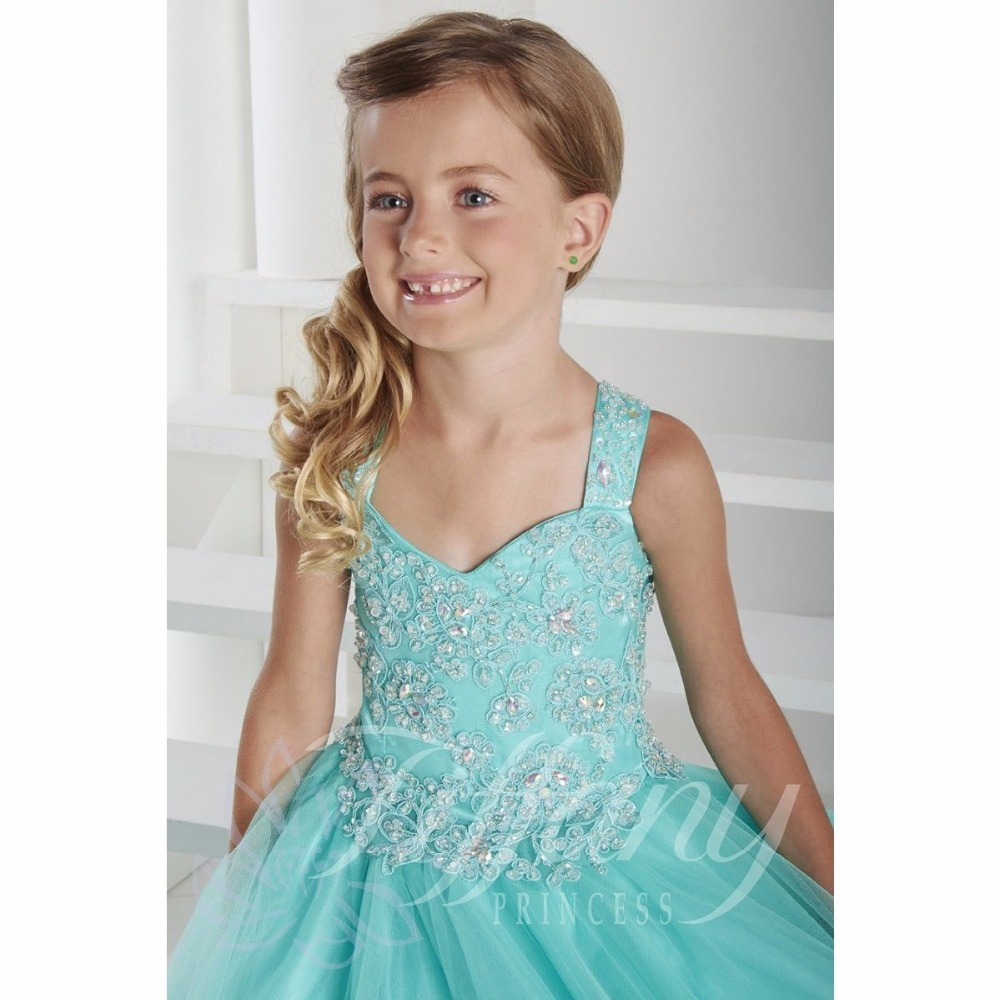 Cute Long Dresses For Little Girls Gown Long Little Girls