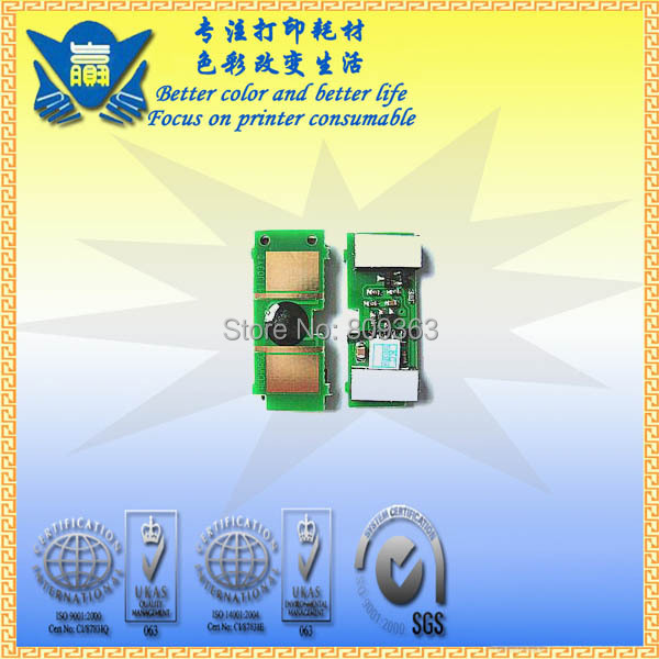 Free Shipping!Compatible Color toner Chip 3960A 3961A 3962A 3963A Used For HP Laserjet 1500 2500 2550 2820 2840(China (Mainland))
