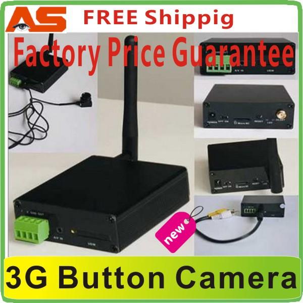 Free Shipping 3G video call live video realtime surveillance camera .3g network camera(China (Mainland))