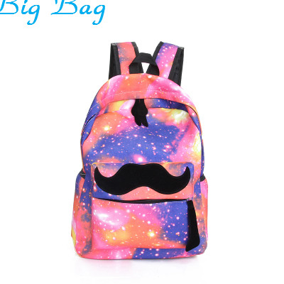 Colorful Book Bags