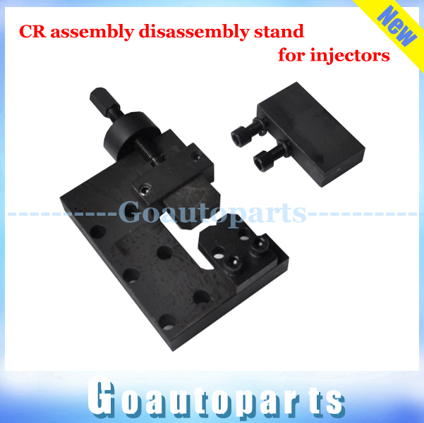 Diesel Common Rail assembly disassembly stand for injectors 6mm-32mm diesel CR tool kit Injector Vise Grip Top Quality(China (Mainland))