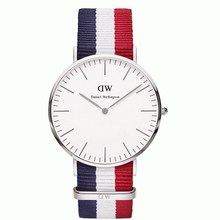 36 or 40mm Men Women Strap Famous Brand Luxury Daniel Wellington Watches DW Watch Strap Sports Military Quartz Wristwatch