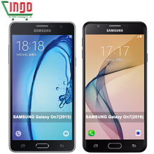 Original New Samsung Galaxy On7 G6000\G6100 5.5''13MP Quad Core 1280x720 Dual SIM Smartphone 4G LTE Unlocked Mobile phone(China (Mainland))