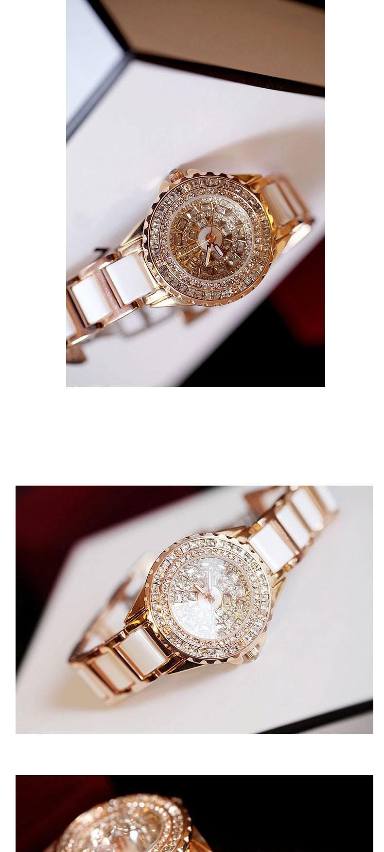 Часы Женщины Красочные Алмазный Керамические Платье Наручные Часы Кварцевые Часы Женщины Relógio Feminino Relojes Mujer 2016