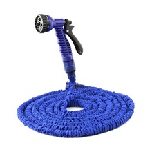 Hot Selling 75FT Garden Hose Expandable Magic Flexible Water Hose EU Hose Plastic Hoses Pipe With Spray Gun To Watering(China (Mainland))