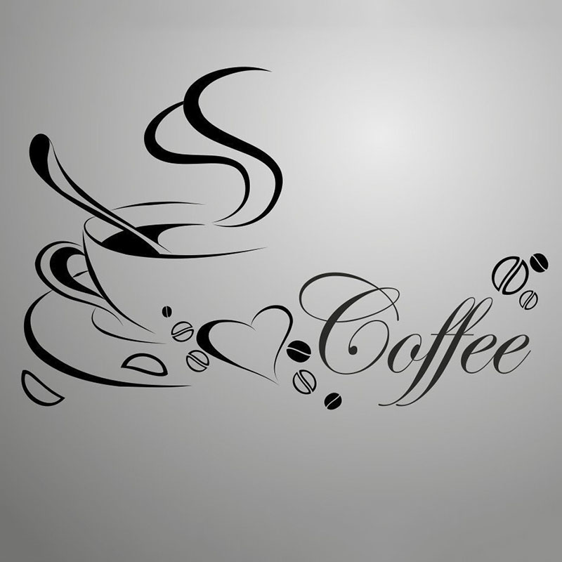 Coffee cup wallpaper reviews online shopping coffee cup for Vinyl window designs ltd complaints