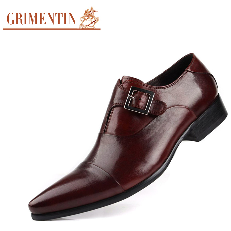 aliexpress buy luxury mens dress shoes genuine