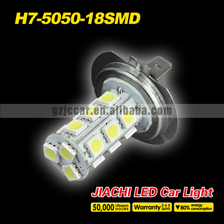 Hot new products for 2014 Universal led car light H7 Fog light(China (Mainland))